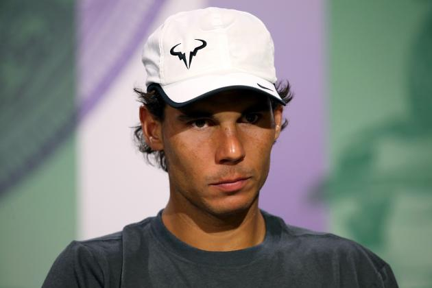 Rafael Nadal Withdrawal Leaves 2014 US Open Series Wide Open