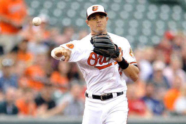 Video: Machado's Impressive Play Down 3B Line