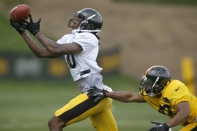 Steelers Camp Report: Day 4