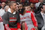 Parsons, Harden Patch Things Up in Vegas