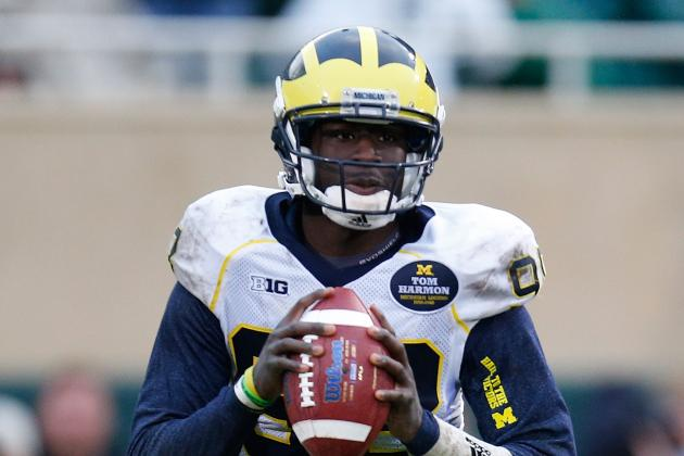 With New OC, Michigan's Gardner Vows to Keep Brady Hoke off Hot Seat