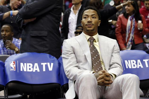 Derrick Rose Off to Impressive Start in Make-or-Break Year for Career