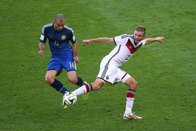 Why Christoph Kramer Would Be a Good Signing for Napoli