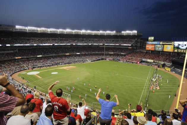 Like It or Not, Yankee Stadium Is Becoming the New American Soccer Hotspot