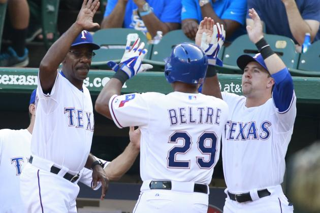 Rangers Get Rare Series Win, 3-2 over Yankees
