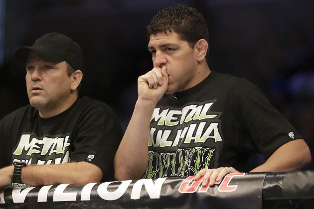 Cesar Gracie: Silva's Chin Isn't Great Anymore, Nick Diaz Can Win with Striking