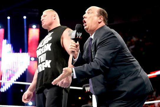 WWE Legend Paul Heyman Exclusive:  On ECW, His Future and Brock Lesnar's Legacy