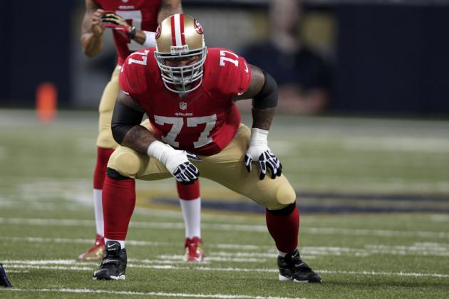 San Francisco 49ers: Mike Iupati, Alex Boone and the Guard Position in 2015