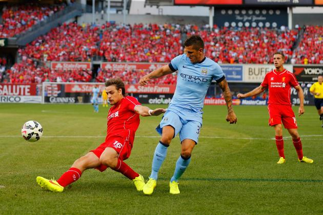 Liverpool Pre-Season Focus: Tactics vs. Man City, Jose Enrique and Seba Coates