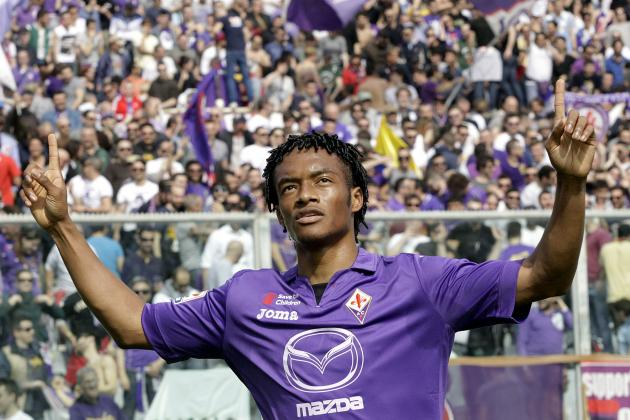 Manchester United Transfer News: Juan Cuadrado Boost, Javier Hernandez Latest
