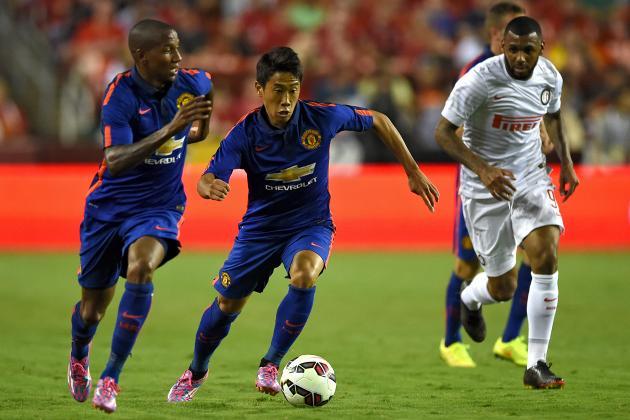 Why Versatile Shinji Kagawa Has a Future Under Van Gaal at Manchester United