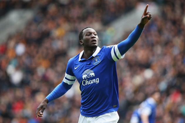 Everton Will Build Around Romelu Lukaku but Striker Still Needs Improvement