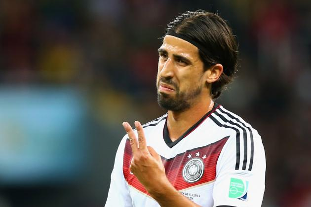 Arsenal Transfer News: Sami Khedira Interest Denied by Bayern Munich