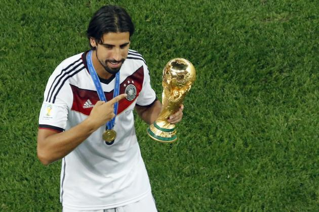 Arsenal Pursuit of Sami Khedira Could Run Right to the Transfer Deadline