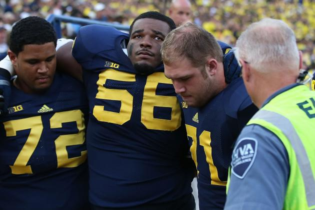 Michigan Clears DT Pipkins (ACL) to Practice