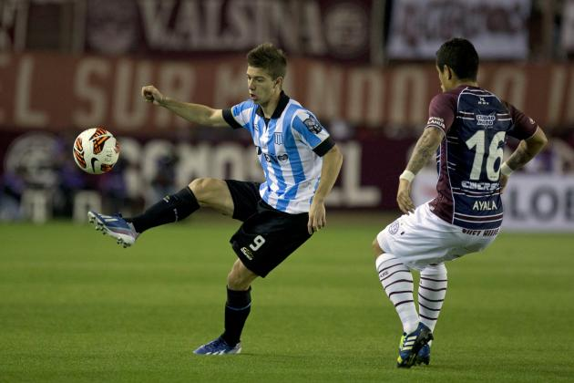 Why New Villarreal Signing Luciano Vietto Is Among La Liga's Top Prospects
