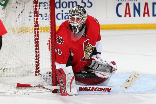 Senators Agree to Terms with Goaltender Robin Lehner on a 3-Year Deal
