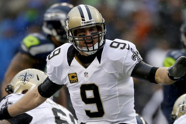 Brees 'Rejuvenated' by Young Teammates