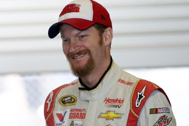 For Ives and Dale Jr., It Started with Smack Talk