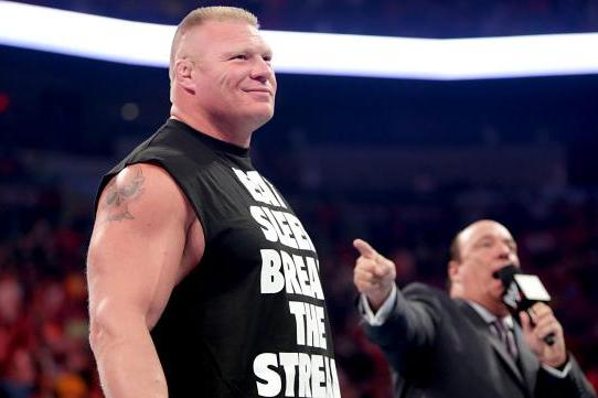Brock Lesnar's Infrequent Appearances Mean He Cannot Be the Next WWE Champion