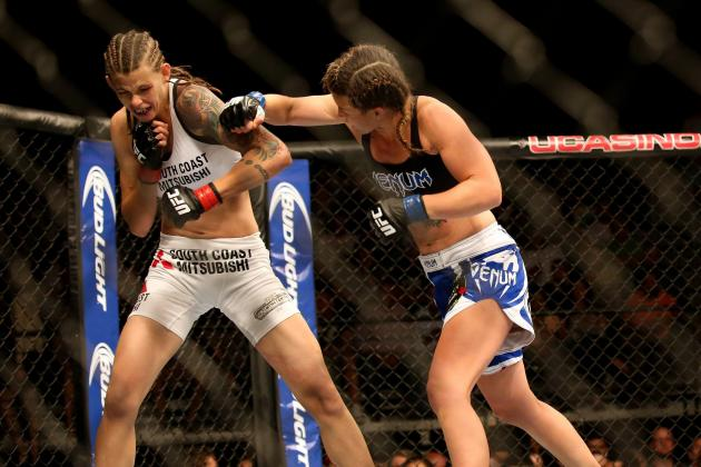 Leslie Smith and the 3 Most Underrated Women's Fighters in MMA Right Now