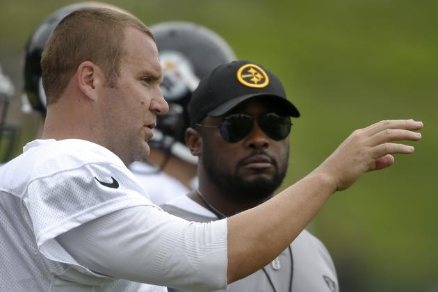 After Years of Lobbying, Big Ben Has Steelers Running the No-Huddle