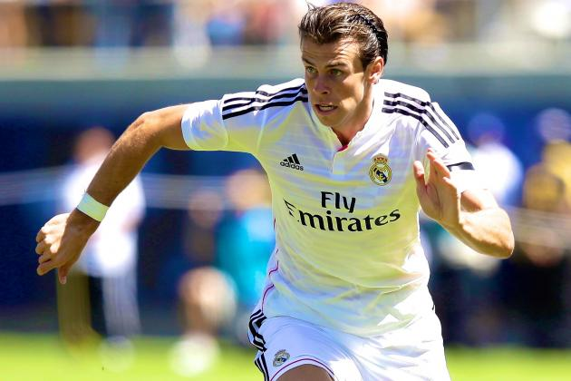 Fresh Gareth Bale Ready to Take Europe by Storm with Real Madrid in 2014-15