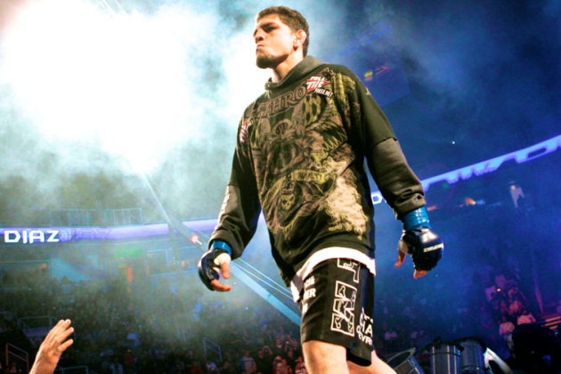 Can Nick Diaz Actually Beat Anderson Silva? Does It Even Matter?