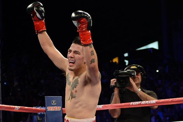 Brandon Rios vs. Diego Chaves: Fight Time, Date, Live Stream, TV Info and More