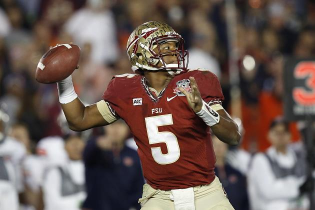 College Football Rankings 2014: NCAA Preseason Top 25 After Amway Coaches Poll