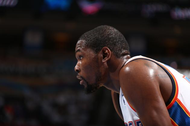 How Much Pressure Is Kevin Durant Under to Win an NBA Title?