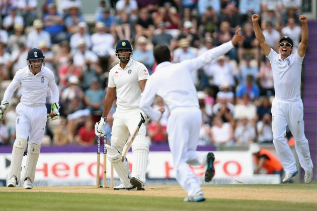 England vs. India Series Fixtures, Results, Top Run-Scorers and Wicket-Takers