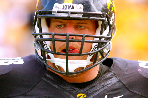 Why Brandon Scherff Could Be the Top Prospect in 2015 Draft