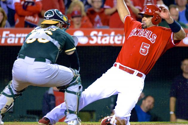 Loser of Athletics-Angels Division Race Will Face Postseason Death Sentence