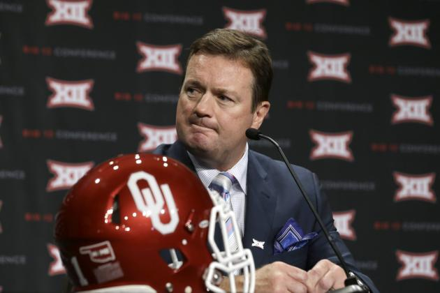 Does Oklahoma Deserve to Be Ranked No. 3 in Amway Coaches Poll?