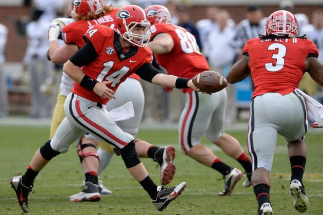 Why Georgia Bulldogs Should Have Cracked Top 10 in 2014 Preseason Coaches Poll