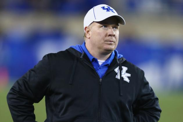 Kentucky Plays Three Teams in Top 25 of Coaches' Poll