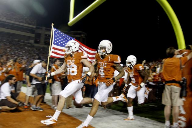 Should Texas Really Be Ranked in 2014 Preseason Top 25 Coaches Poll?