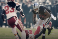Buying or Selling Mychal Rivera's Hype at Oakland…