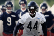 Bears Will Start or Cut Adrian Wilson, Brock Veree…