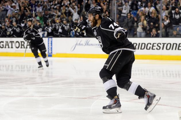 Dwight King's New Deal Solidifies Los Angeles Kings' Forward Balance