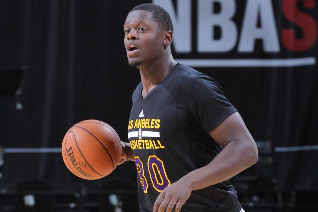 Video: Julius Randle Ready to Come Back to Kentucky Anytime