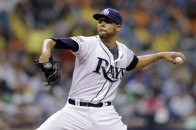 Tampa Bay Rays Trading David Price to Detroit Will Make AL East 2-Horse Race