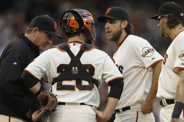 What the San Francisco Giants Need to Right the Ship