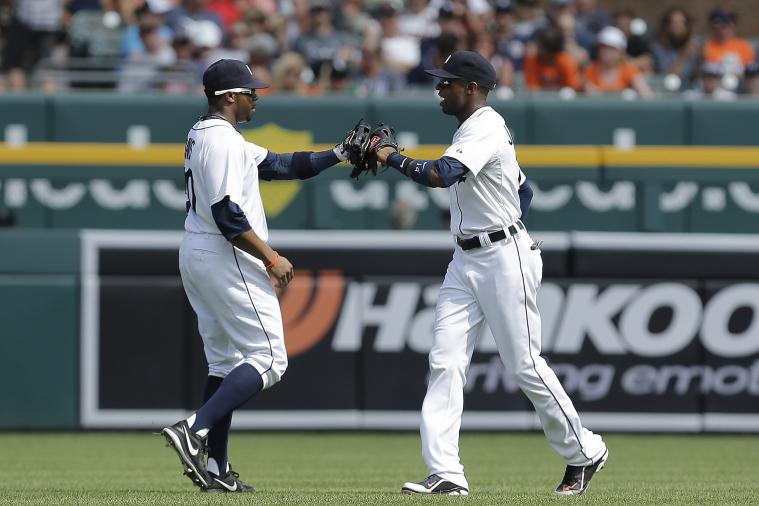 Austin Jackson Gets Standing Ovation from Detroit Crowd After Being Traded