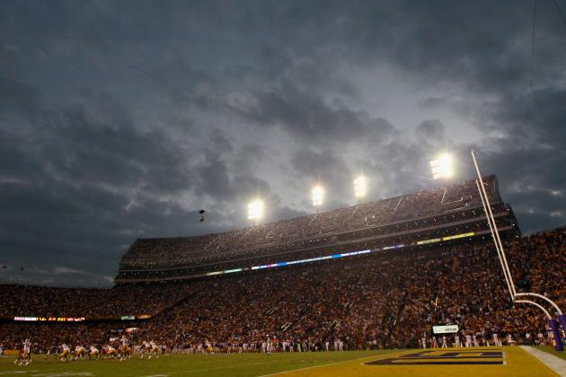 Video: LSU Posts Hype Video for Newly Expanded Tiger Stadium