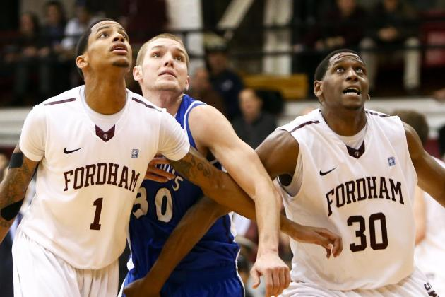 AD David Roach on Fordham Basketball: 'We're Going to Get It Done'