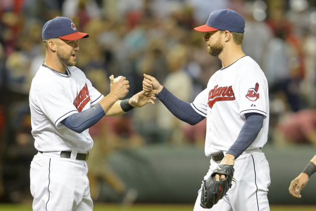 Indians' Corey Kluber Faces Just 28 Batters over 9 Innings in Consecutive Starts
