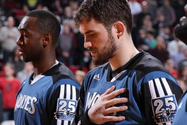Kevin Love-Cavs Trade Would Greatly Up the Ante for All Involved