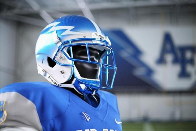 Air Force Might Have College Football's Best New Helmets